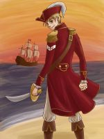 The Privateer by Jupiterine