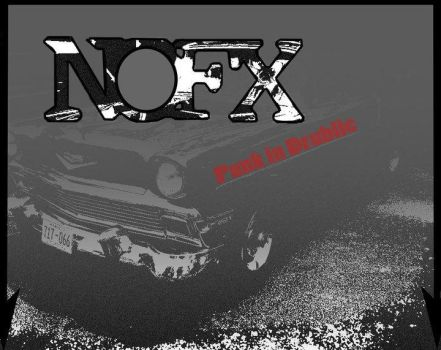 NOFX Graphic Design Project by akatsuki-girl88
