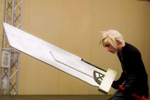 Cloud Strife FF7AC by Alexander-IKKYSKY