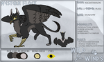 Nightshade-WW Application by shrimpcupcake