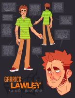 CS :: Garrick Lawley by vert-is-ninja