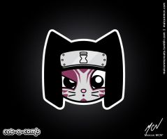 Cat-a-comb 151 by maiconmcn