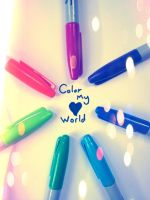 Color my world by XHell-Bent-BeautyX