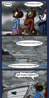 The Cat's 9 Lives! 3 Catnap and Outfoxed Pg46 by TheCiemgeCorner