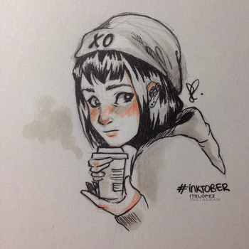 After my coffee by itslopez