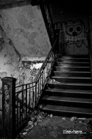 Buidling 9:Stairwell by z0th