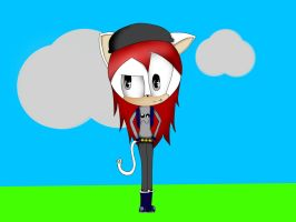 To Estre the cat:3 by Soool15