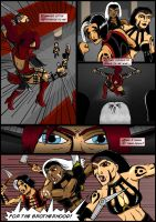 Mortal Kombat Issue #2 Page 22 by MarcusSmiter