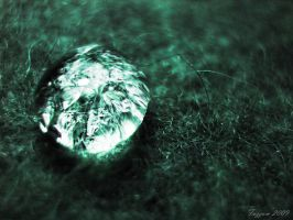 Droplet Crystal by jekowekow