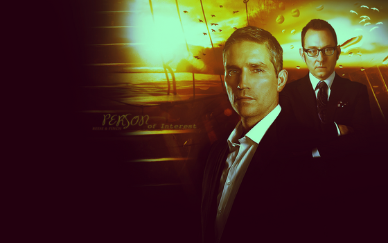 Wallpaper_Person of Interest001 by numb22z