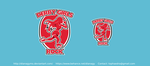 Derby Girls Rock Logo Update  (For Sale) by DianaGyms