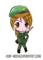 Gift - Chibi Czech Republic by Leijon-Heart
