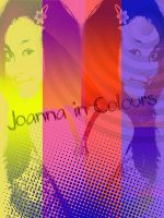 Jo in Colours by GraPHriX