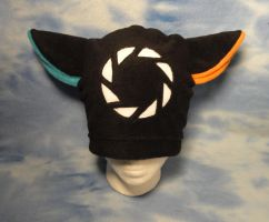 Aperture Portal 2 Kitty Hat by HatcoreHats