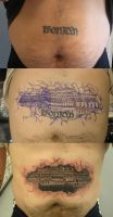 Belly Cover Up by PainlessJames