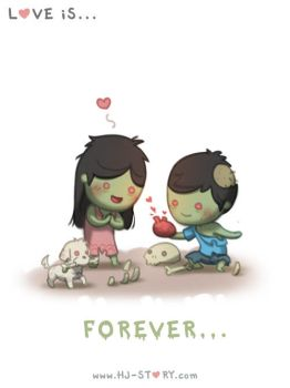 134. Love is... Forever by hjstory