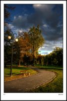 Evening Light by Riffo