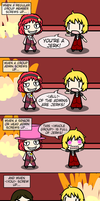 How Blame Works in an Online Group... by Spaztique