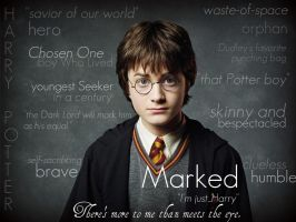 Harry Potter- Marked by cleverusername95