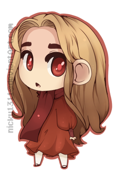 Ava chibi by nicky1311