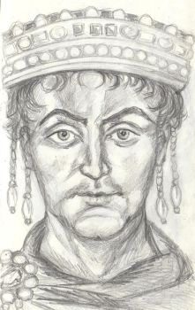 Justinian The Great by selva-s