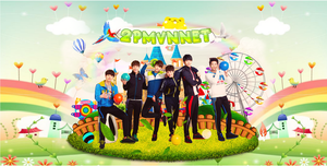 2PMvn Footer - 2PM Playground by MiHVVN