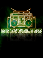 BREWDELICS gig poster WIP - BOOMBOXXX by JoeyProlapse
