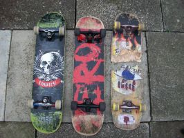 my boards by sp33dd3mon