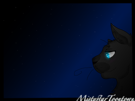 Slyheart of Riverclan by SimplyMisty