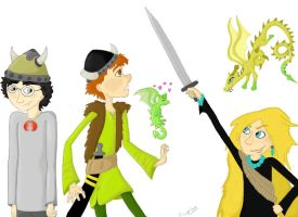 Team Hiccup by hiccupslove