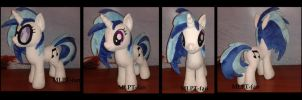19 inches Vinyl Scratch by MLPT-fan