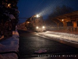 Air Full of Snow by The-Nightshift