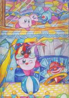 Catastrophe Carnival by PaperLillie