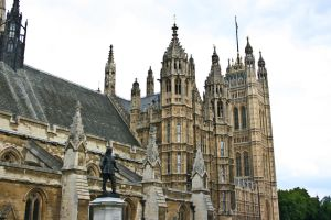 Palace of Westminster by drouch