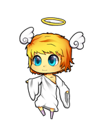 Angel, Baby by Captain-Awesomer