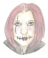Missimoinsane in pencil by gee231205