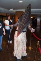 Pyramid Head by Di-Chan