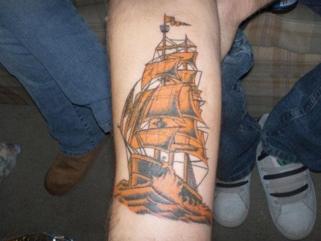 Black Sails Tattoo by jimmotoxxx