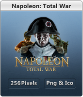 Napoleon Total War - Icon by Crussong