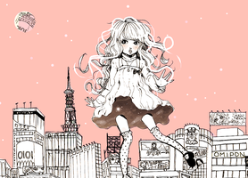 City by Omipon
