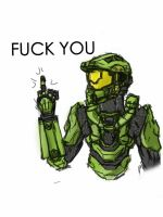 Master CHIEF! by Gonardtron2