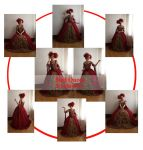 Red Queen Exclusives by mizzd-stock