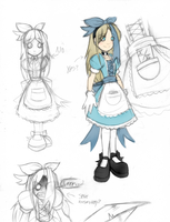 More Alice stuff by Inverted-Mind-Inc