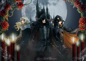 Sons of Dracula by SweetLittleVampire
