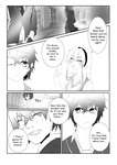 Tomboy Romance page 3 (read right to left) by CoalTerrain13