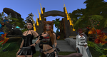 Milliana Sandy and Line visit Adventura Park by MillianaLennie