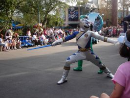 Power Rangers Studios Parade 4 by WDWParksGal-Stock
