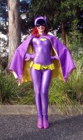 Batgirl Cosplay at 2014 Sydney Supernova by rbompro1