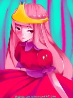 Princess Bubblegum by piwikiwii