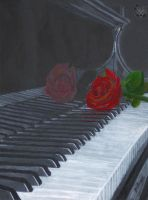 The Beauty of Music by ImagineMyUniverse